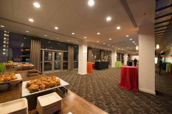 Garces Catering Balcony Amp Lounge At The Kimmel Center